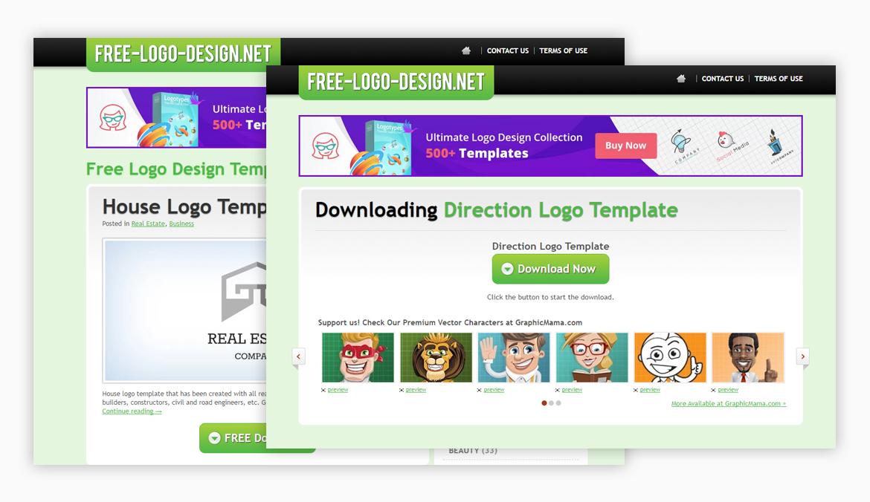 Free-logo-design.net / Ücretsiz Logo Tasarım Arşivi