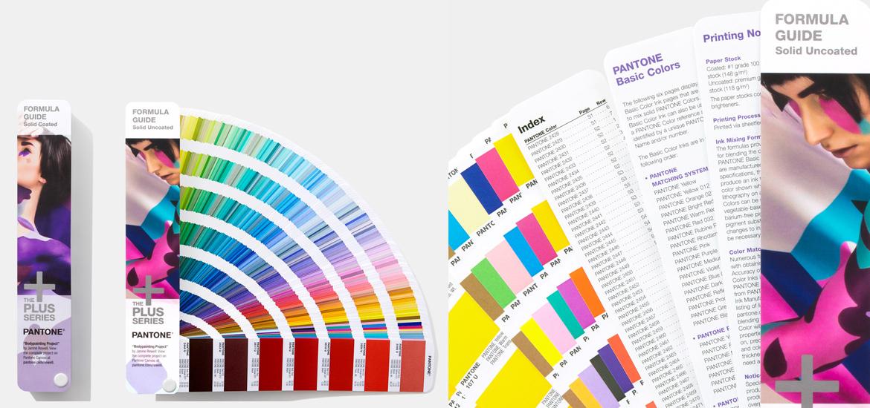 Pantone Formula Renk Kataloğu
