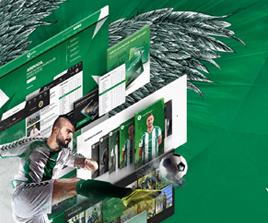 Konyaspor Web Arayüz Tasarım