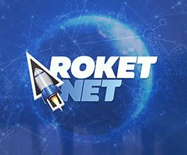 Roketnet İnternet Logo Tasarım Çalışması
