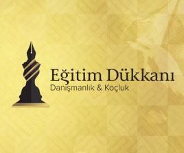 Eğitim Dükkanı Danışmanlık ve Koçluk Logo Tasarım