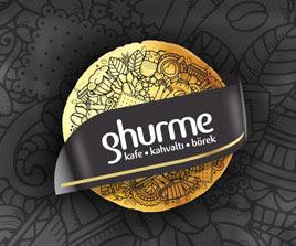 Ghurme Cafe Logo Tasarım Çalışması