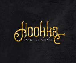 Hookka Nargile ve Cafe Logo Tasarım