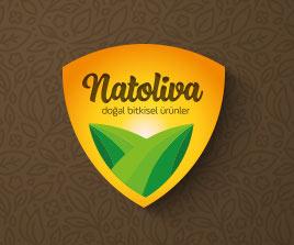 Natoliva Doğal Bitkisel Ürünler Logo Tasarım