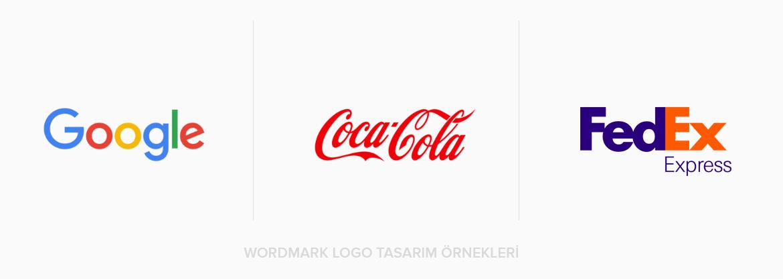 Wordmark Logo Tasarım Örnekleri