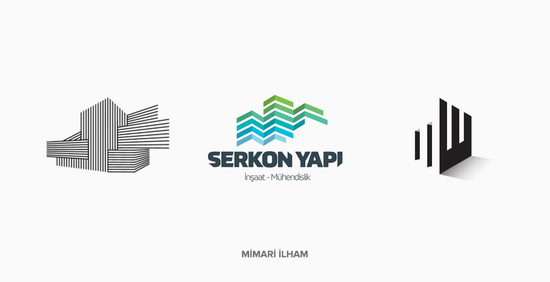 Mimari Logo Tasarımları