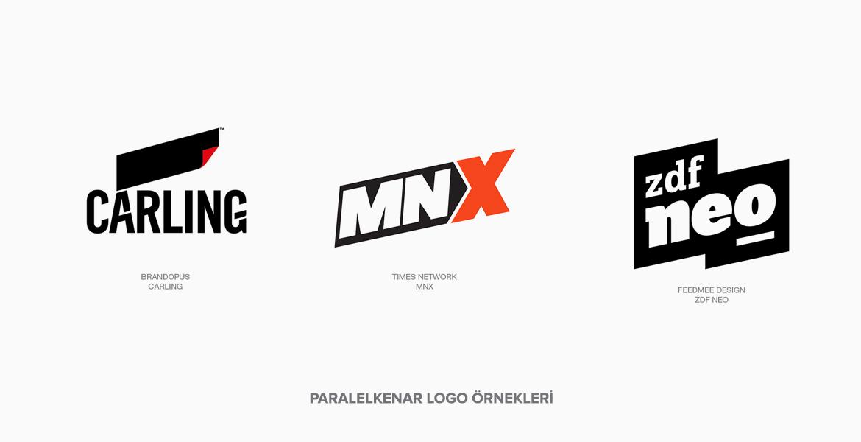 Paralelkenar Logo Örnekleri